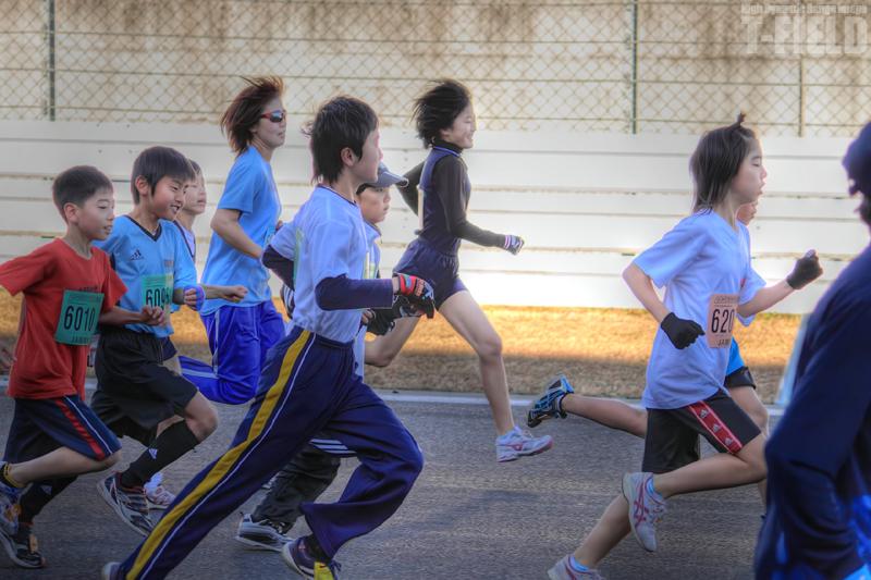 富士スピードウェイ マラソン