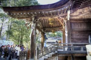 武田神社+HDR