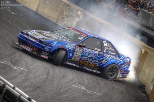 D1 AE86トレノ 田所選手 HDR