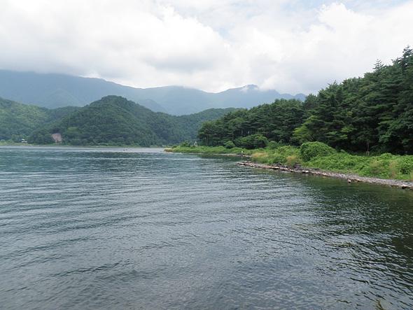 河口湖 小海