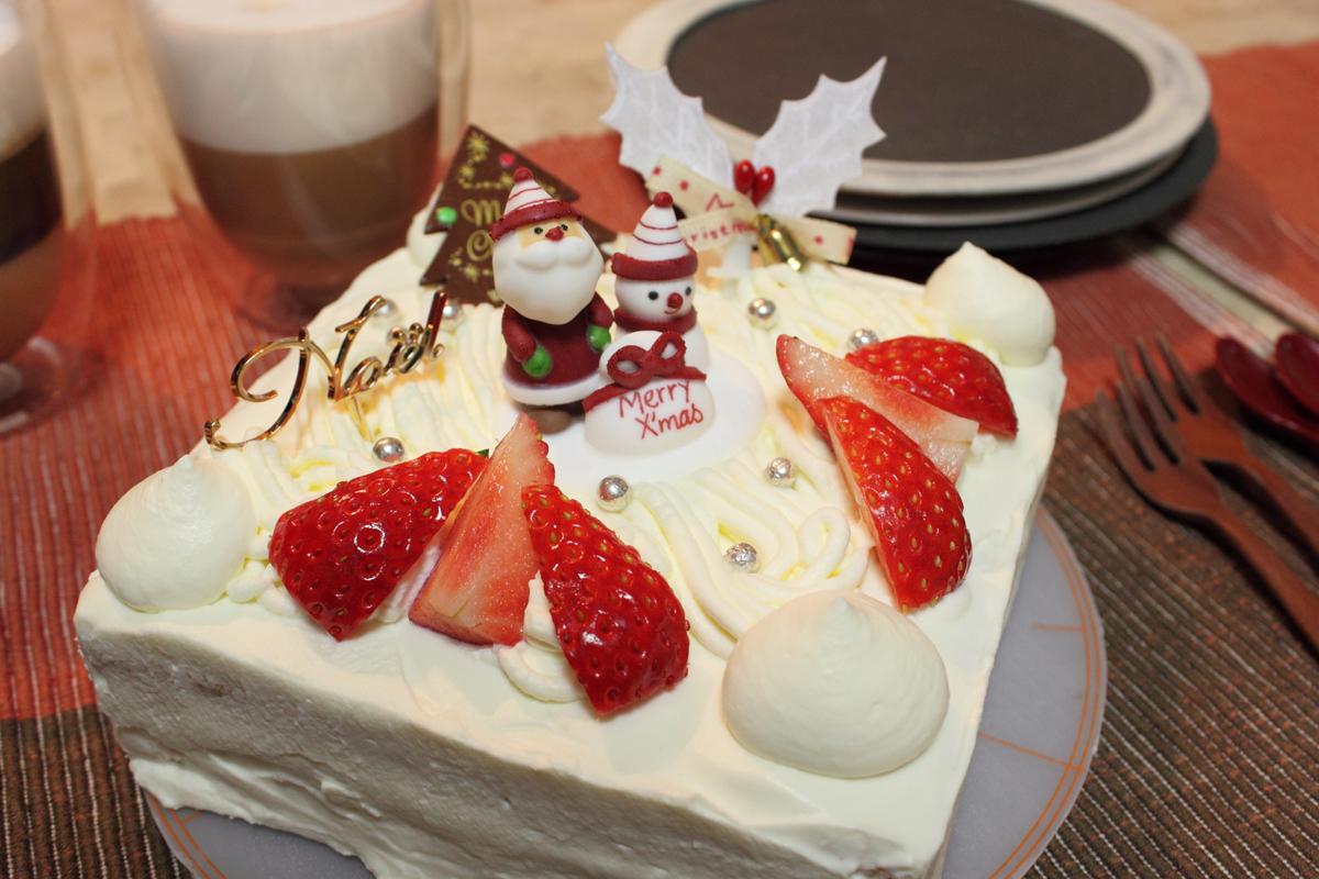 クリスマスケーキ 2013
