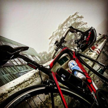 長尾峠 週末の自主練|ロードバイク