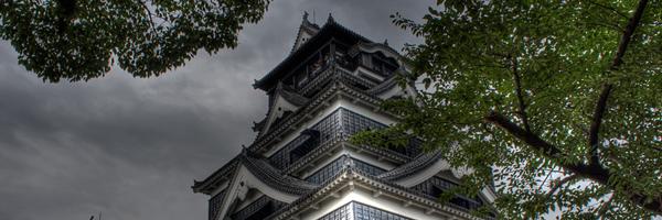 飛んで熊本城
