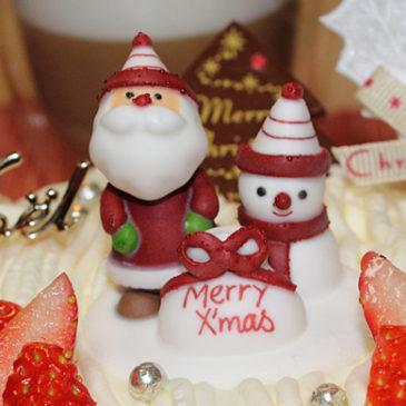 クリスマスケーキ2013|お菓子教室