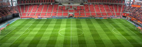 最高のスタジアムでシャチ退治w|2014 Jリーグ開幕戦