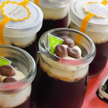 アガーを使ったコーヒーゼリー|お菓子教室