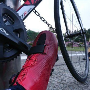 ビンディング練習|ロードバイク