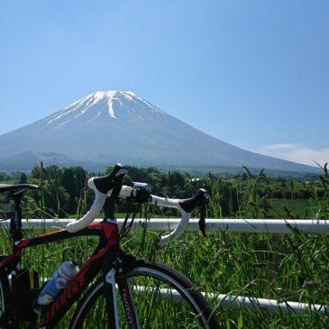 シロートの富士山一周!|ロードバイク