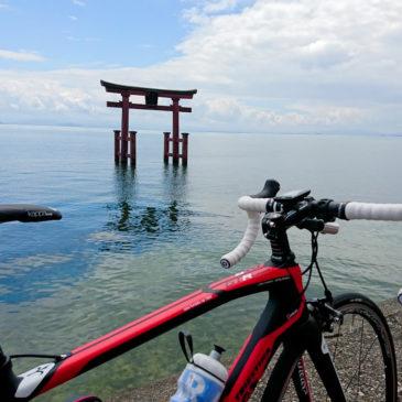 琵琶湖一周サイクリング 1日目|ロードバイク ビワイチ