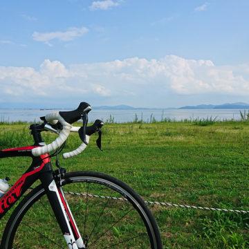 琵琶湖一周サイクリング 2日目|ロードバイク ビワイチ